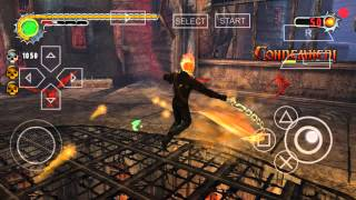 [PPSSPP] Ghost rider gameplay review