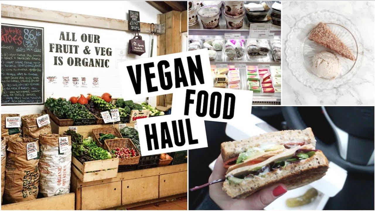 Vegan food online shop