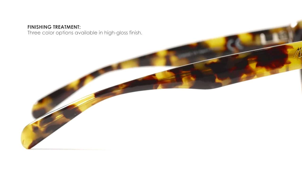 543e06bac86 Maui Jim Sunglasses - Legends | Peter Ivins Eye Care, Bearsden - YouTube