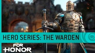 Watch new For Honor™ gameplay, and meet the Warden of the Knight faction. This hero, along with five others, will be playable in the upcoming alpha.