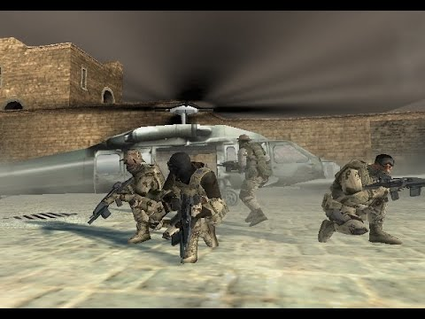 [PSP Games] Socom 3 u.s navy seals fireteam bravo 3 (direct download)(redmi note 3)
