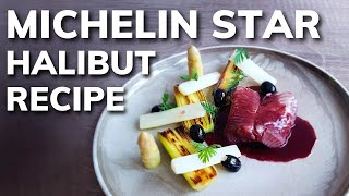 How To Poach Fish In Red Wine At Home (Best Healthy Halibut Recipe)
