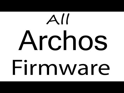 Download Archos All Models Stock Rom Flash File & Tools (Firmware) For Update Archos Android Device