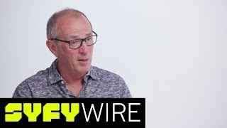 Watchmen Artist Dave Gibbons on Character Inspirations | SYFY WIRE