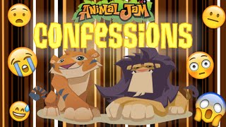 Animal Jam - Anonymous Jammer Confessions!
