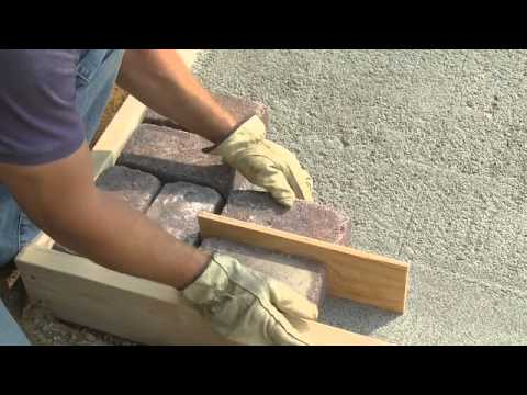 how to build a paver patio youtube. Black Bedroom Furniture Sets. Home Design Ideas