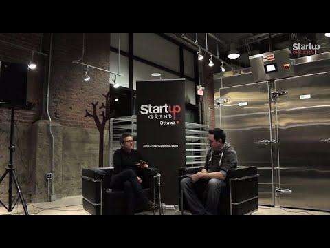 Tracey Clark (Bridgehead) at Startup Grind Ottawa