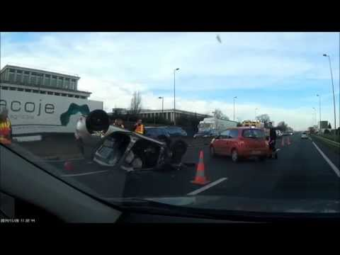 Accident A86