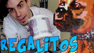 REGALOS SALSEO GAMER TOUR