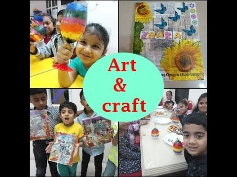 Art And Craft Classes For Kids Craft Classes For Kids Air Dry Clay