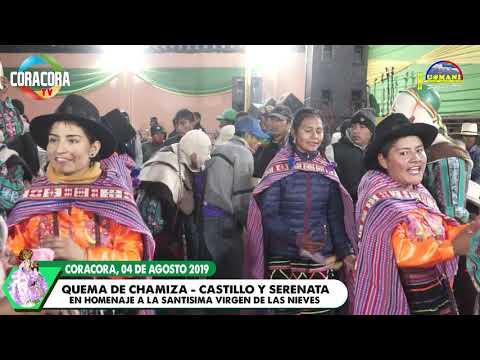 CORACORA 2019 SERENATA