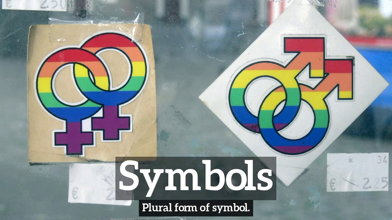 What Is Symbols How Does Symbols Look How To Say Symbols In