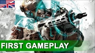 Ghost Recon: Future Soldier - E3 2010: First Gameplay Footage | HD
