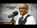 T.I. Talks The Family Hustle, His Recent Stage Incident & His Socially Conscious Album