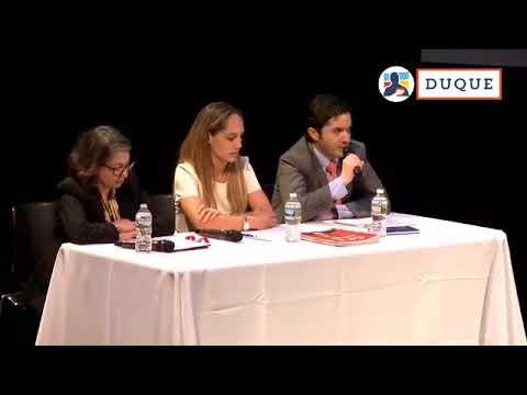 Debate Presidencial Columbia University - Iván Duque Presidente