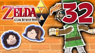 Zelda A Link Between Worlds: Fast Crab - PART 32 - Game Grumps