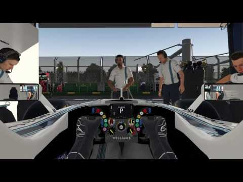 maune77s Live PS4 Australia grand prix front row racing