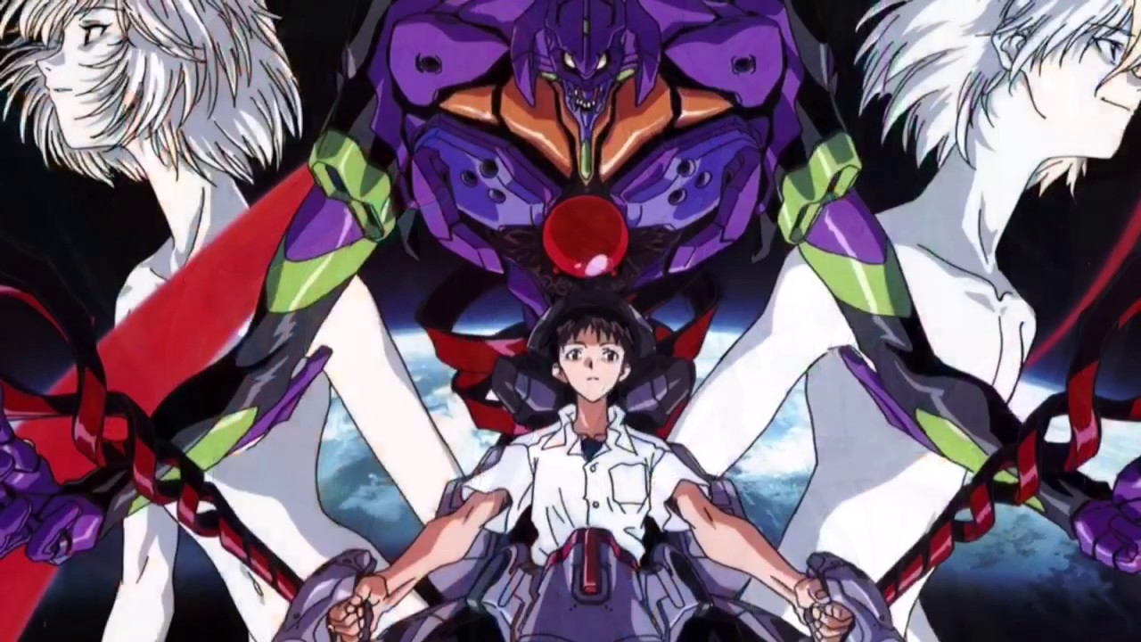 evangelion zankoku na tenshi no thesis lyrics