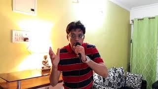 Dil Ka Aalam Main Kya Bataun Tujhe Song On Karaoke || Aashiqui | By Priyanath.