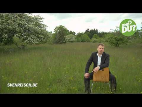 SVEN REISCH: Bundestagskandidat Kreis Böblingen (GRÜNE)