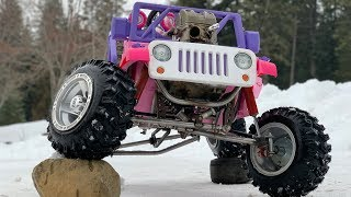The Ultimate Princess Jeep Build Part 4