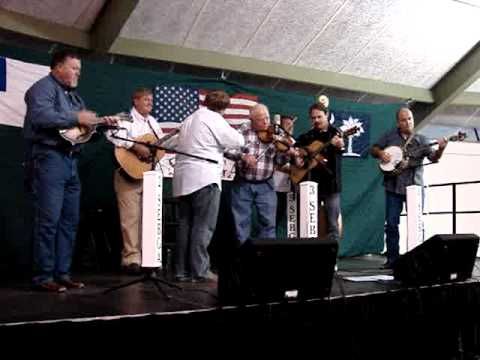Golden Slippers performed by Blue Ridge Junction at Lynches River Park