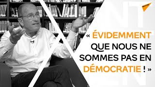 Etienne Chouard : « Évidemment que nous ne sommes pas en démocratie ! »
