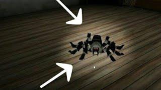 Granny Örümcek Nasıl Öldürülür ?