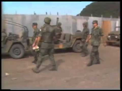 Operation Urgent Fury - Documentary on the 1983 US Invasion of Grenada