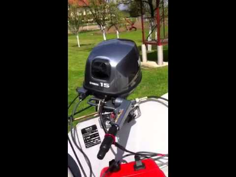 Yamaha 15 hp 4 stroke 2004 youtube for 2004 yamaha 15 hp 4 stroke