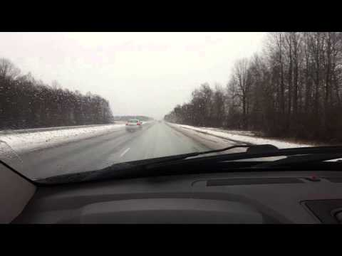 Volvo xc90 D5 расход топлива на трассе