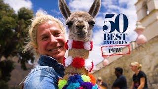 50 Best Explores Peru - Trailer