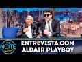 Download Entrevista com Aldair Playboy | The noite (14/11/18)
