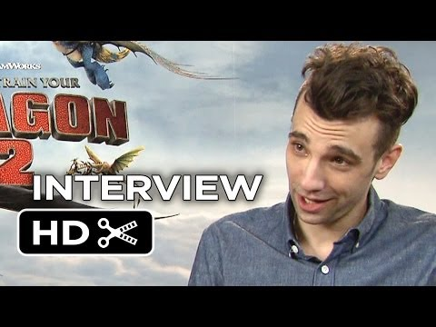 How To Train Your Dragon 2   Jay Baruchel 2014  DreamWorks Animation Sequel HD