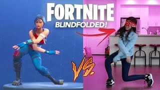 Download Video Fortnite Dance Challenge (Blindfolded!) | Ranz and Niana MP3 3GP MP4