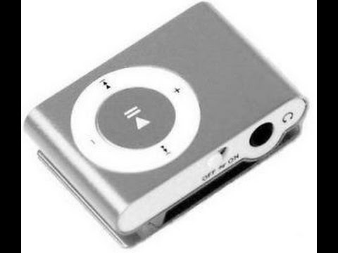 4 dollar Mp3 Player Is It Worth It