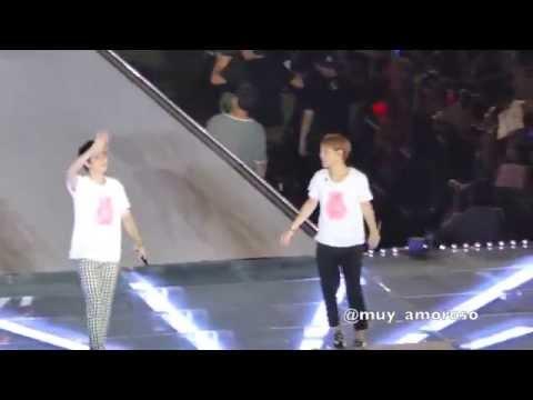 SMTOWN live Ending HOPE EXO Chen focus 20140815