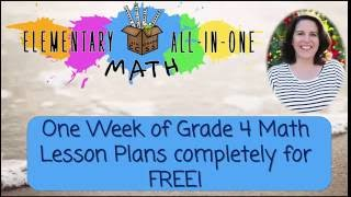 Free 4th Grade Science Lesson Plans - YT