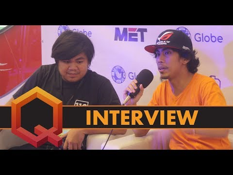 """Interview with Gian """"Gloco"""" Lois Lanuza @ PPGL 2018"""