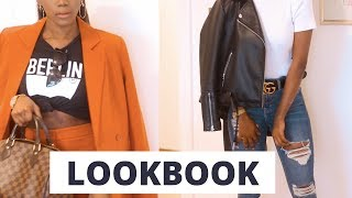 LOOKBOOK PRINTEMPS 2018 / AVRIL