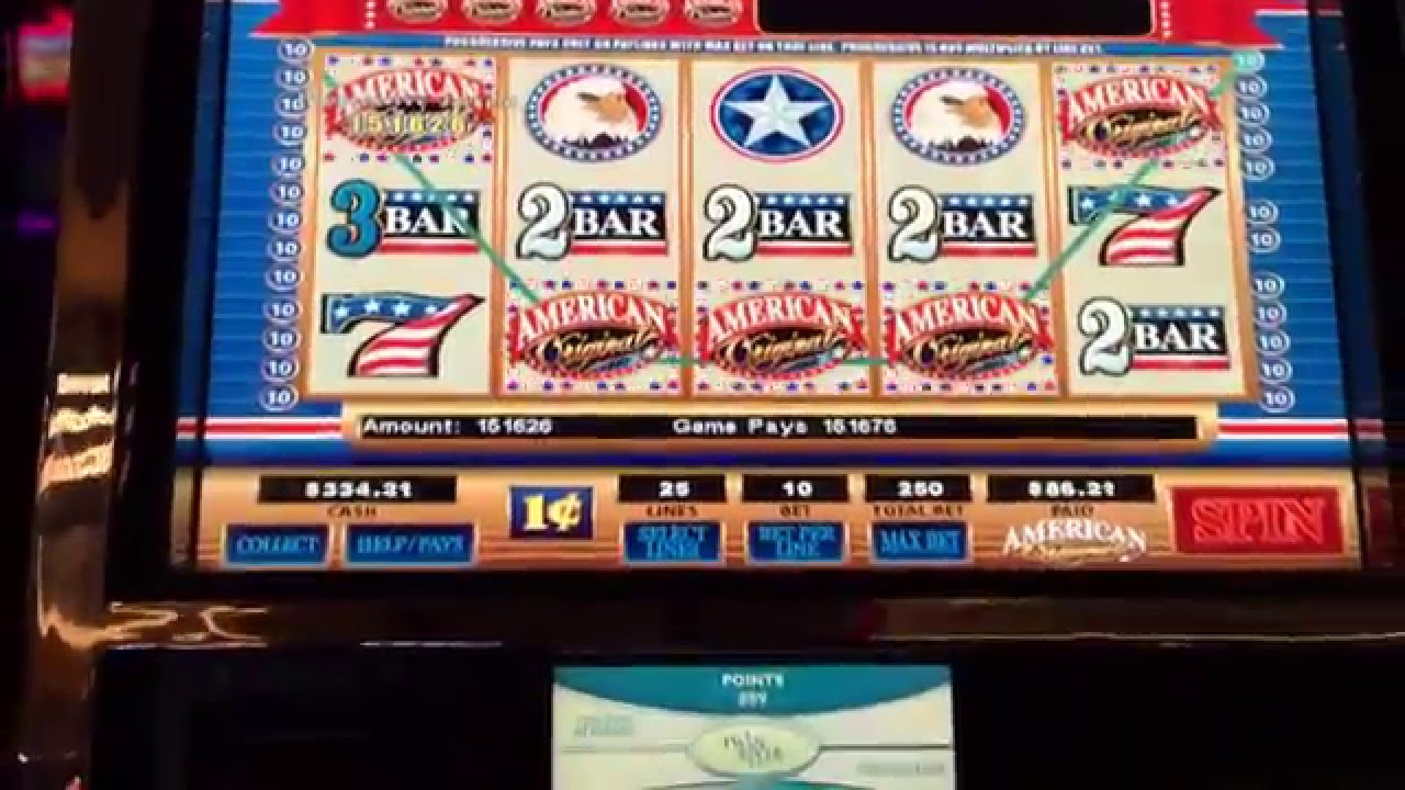 Free online american original slot free video poker 247