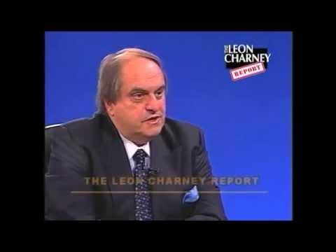 Milton Viorst and Arthur Hertzberg| Charney Report