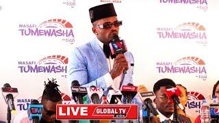 🔴#LIVE: DIAMOND PLATNUMZ ATANGAZA 'TUMEWASHA TOUR' KUANZIA JUMAMOSI HII...