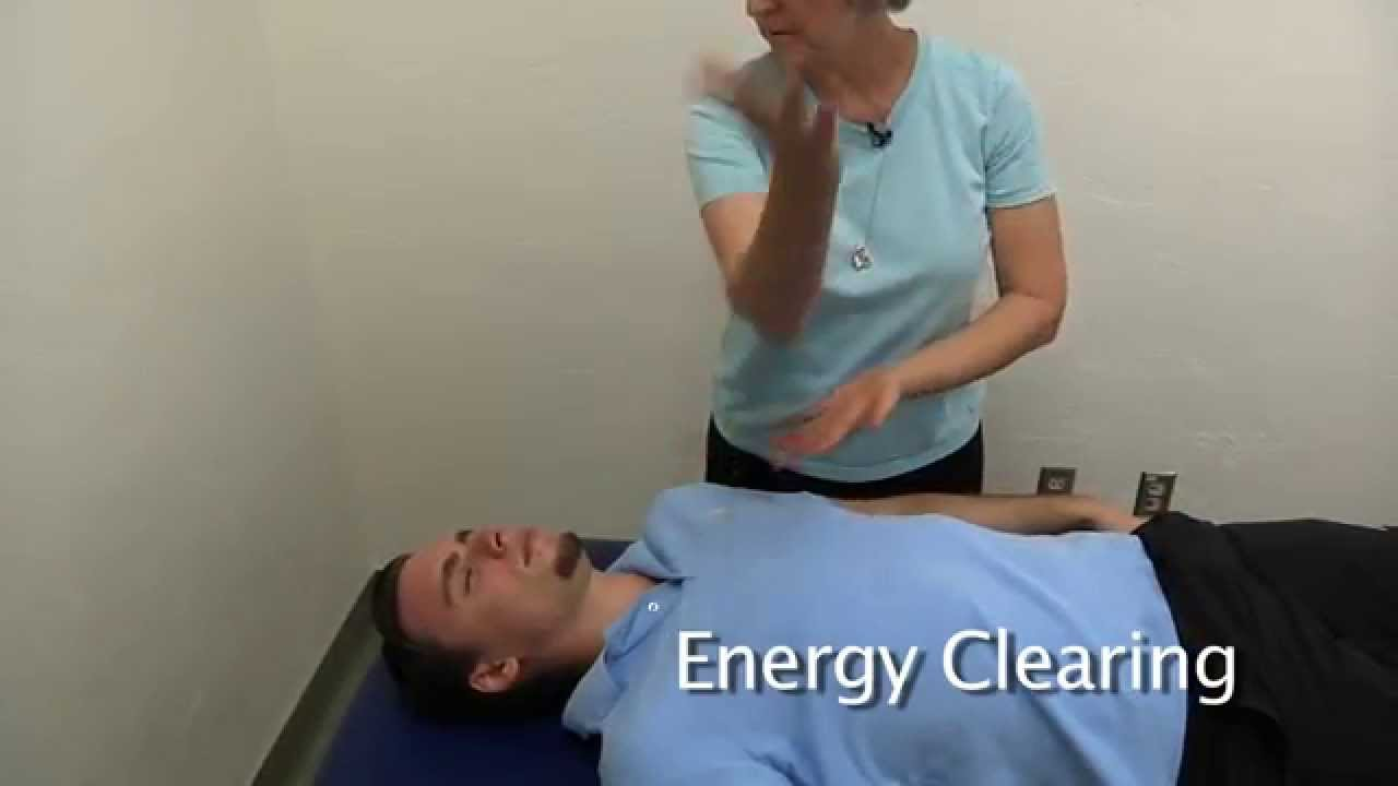 Video over Healing Touch