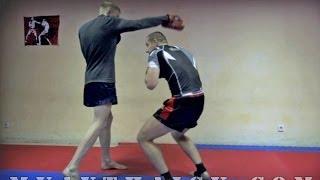 Тайский бокс на улице самоучитель - Как научиться драться. Нырок с ударом.(Бесплатные и проверенные 4 видео урока покажут как Освоить идеальную технику Муай Тай уже через 2 недели,..., 2014-01-13T06:41:15.000Z)