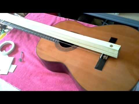 How To Make A Silent Guitar Doovi