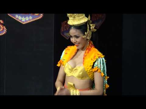 Miss Universe National Costume Show Miss Thailand 2013