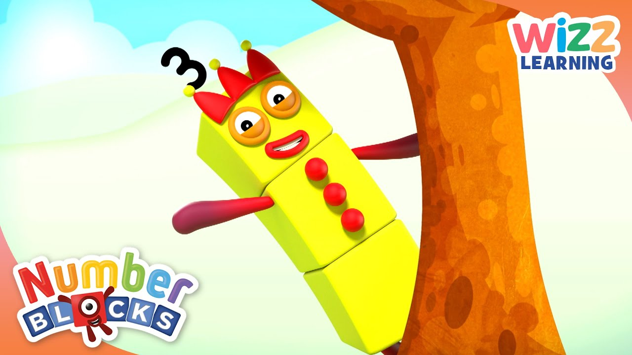 Numberblocks - Joyful Numbers! | Learn to Count | Wizz Learning