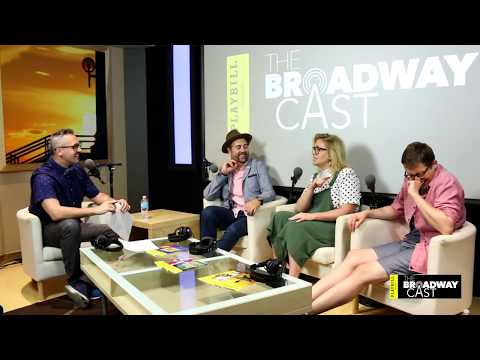 Comedy 101  Jenn Lyon Claws, Will Roland Dear Evan Hansen, Eric Petersen School of Rock