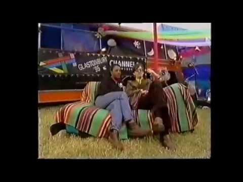 Dreadzone  /Jarvis Cocker interview - Glastonbury 1995